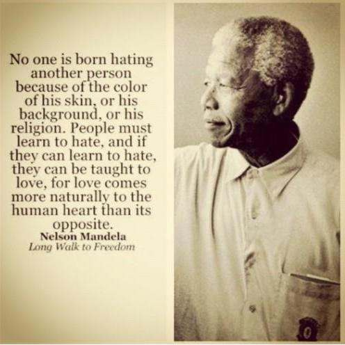 The wisdom of Mandela